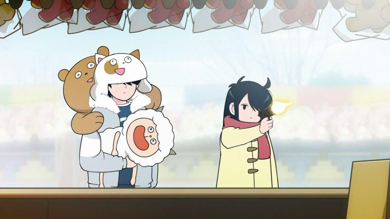 Idea De Lizz En Llevate A Mi Hermano Netflix Anime