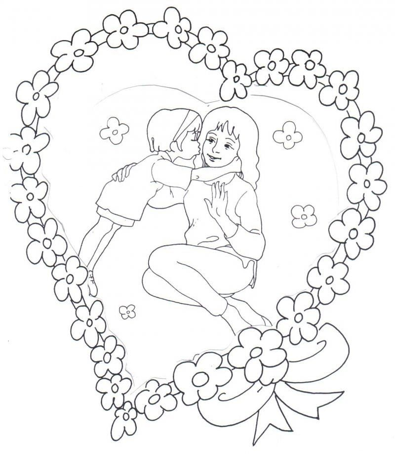 Pin By Sibel Parmaksiz On Boyama Sayfalari Mothers Day Coloring Pages Coloring Pages Mother S Day Colors