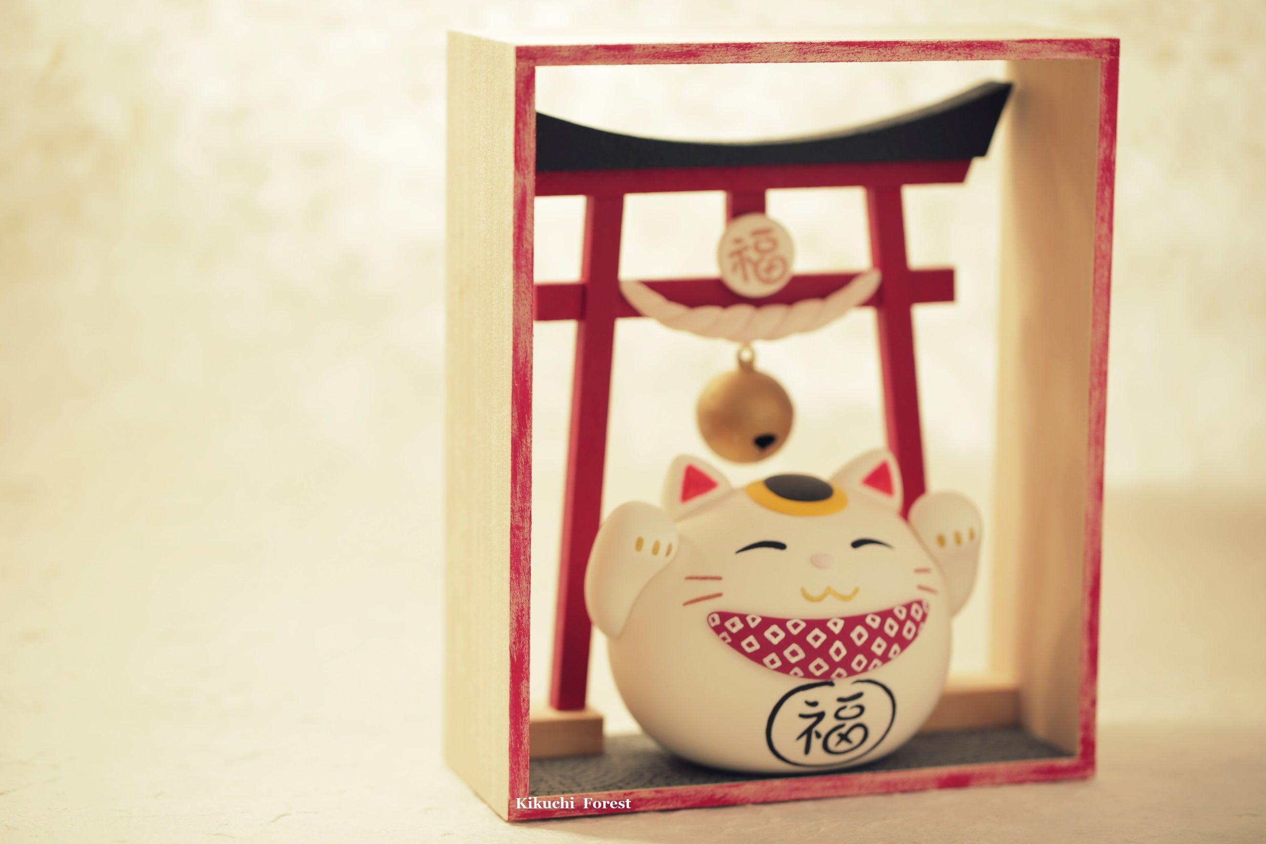 DIY Dollhouse,Japanese Style Dollhouse,handmade Lucky Cat 幸運の猫 ,DIY  Miniature,handmade Home Decor,handmade Art Dolls #handmadecatdoll  #deskdecor ...