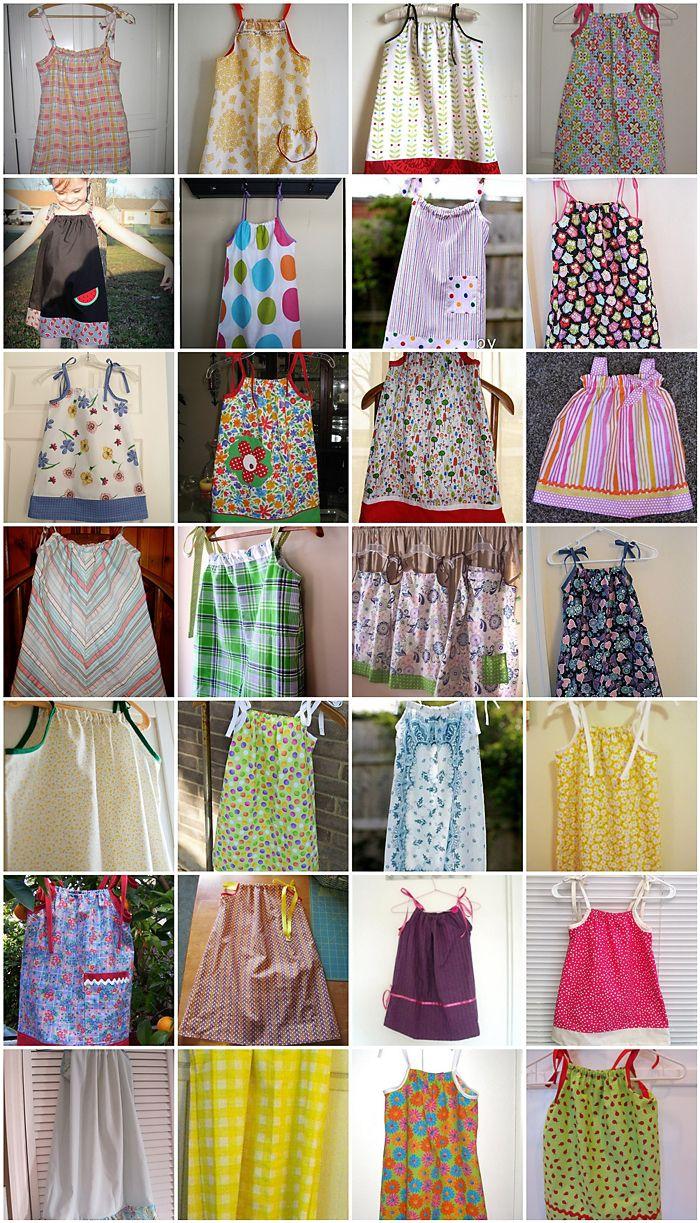 dresses, dresses, and more dresses! | Nähe, gute Ideen und Nähen