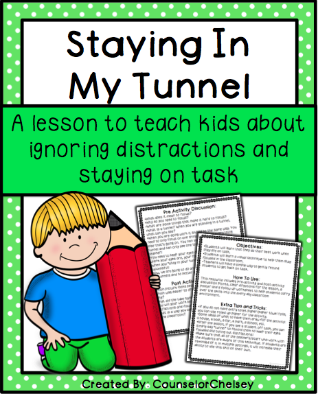 Staying On Task and Focused: A Classroom Lesson | Elementary