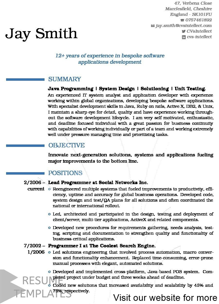 resume template chef Professional in 2020 Resume
