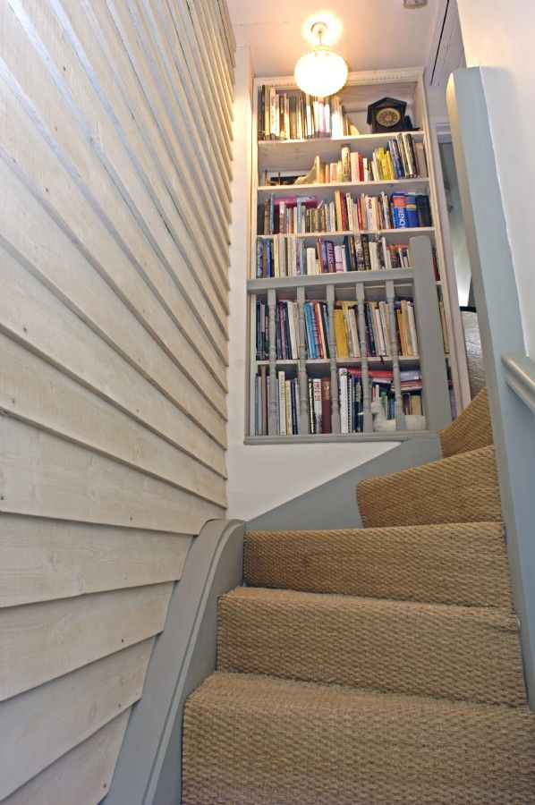 Best Must Redo Our Narrow Stairs Like This In 2019 Stair 400 x 300