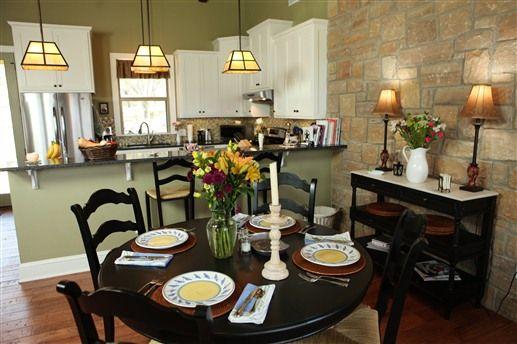 bella vista cottage in fredericksburg tx dining rooms