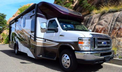 2015 Winnebago Aspect Wf727k Prescott Valley Recreational