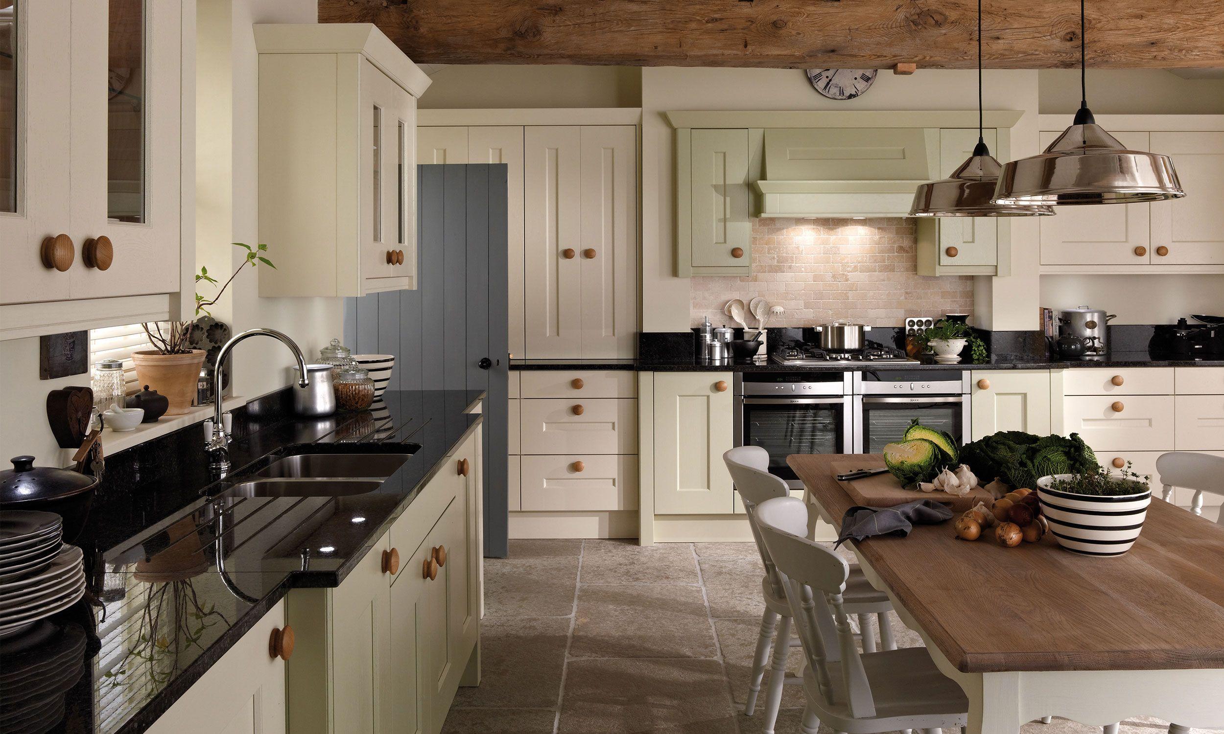 Langham Country kitchen, Kitchen inspirations, Stylish