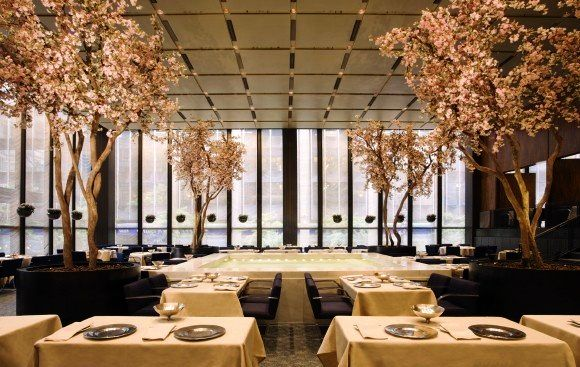 Add To The Bucket List Four Seasons Restaurant