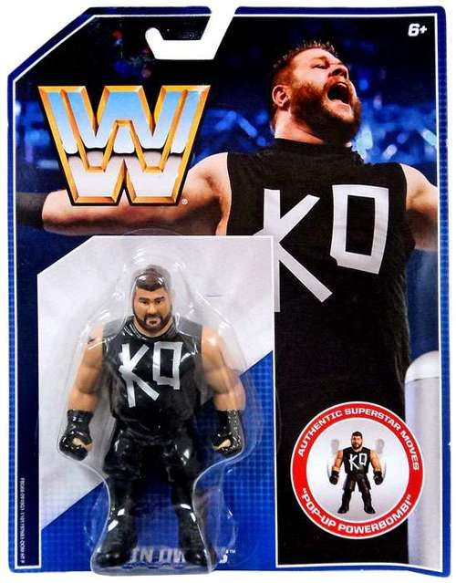 WWE Wrestling Retro Kevin Owens Exclusive Action Figure