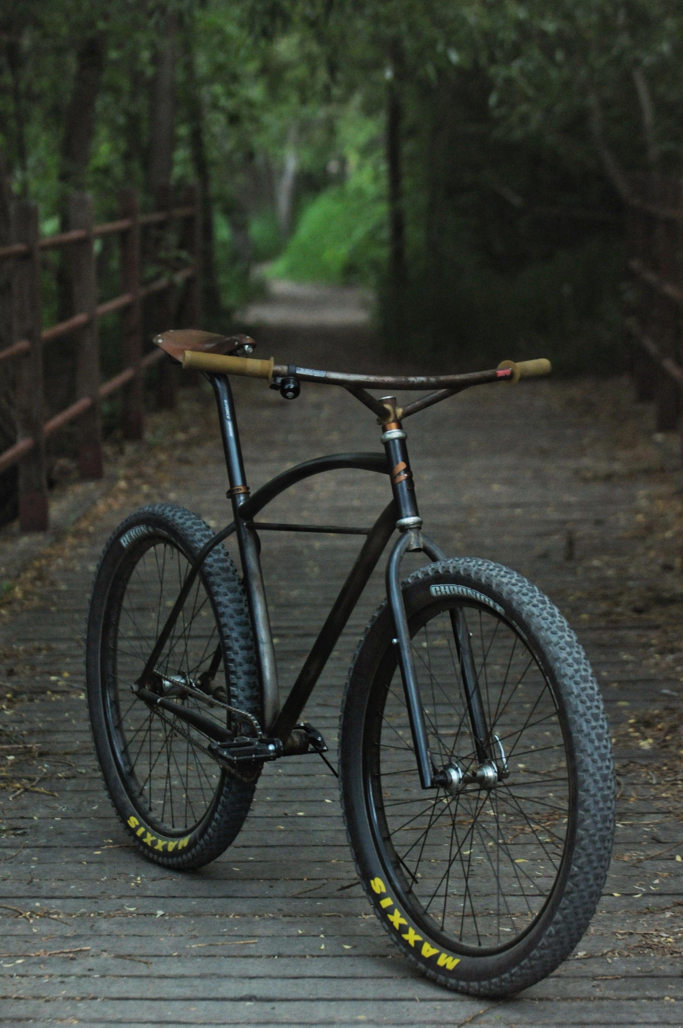27 5 Plus Klunker Coaster Brake Roadbikewomen