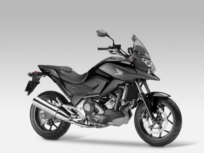 Best bikes for shorter riders: Honda NC750X
