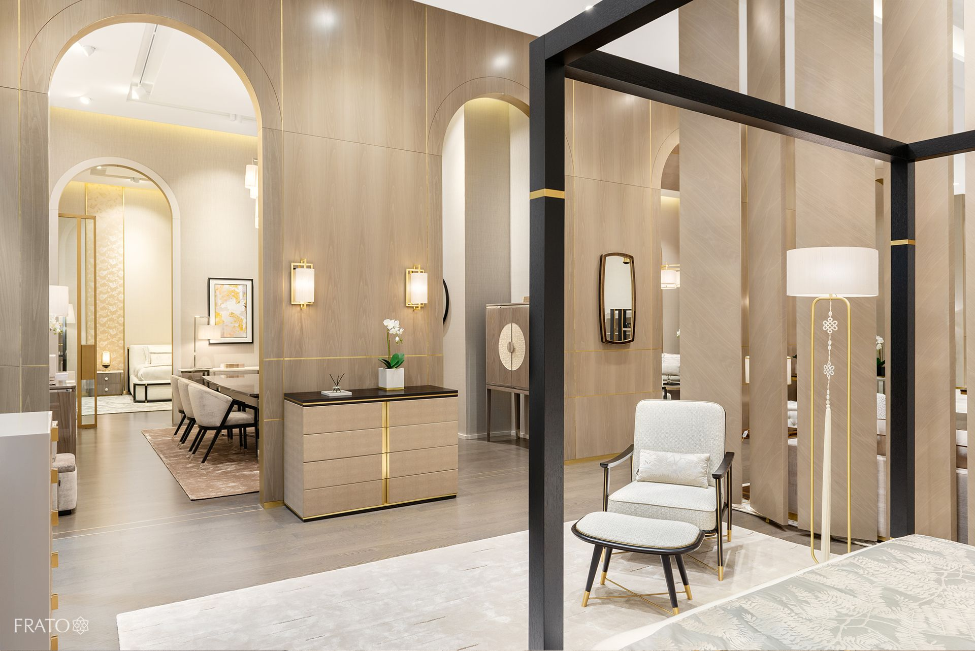 Welcome To Frato Interiors New Flagship Store At The Dubai Mall