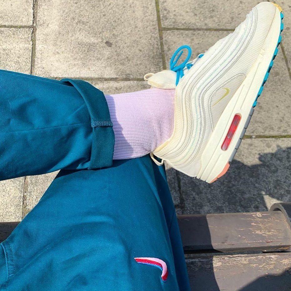 Are The Custom Bleached Nike X Sean Wotherspoon Air Max 1 97 S The
