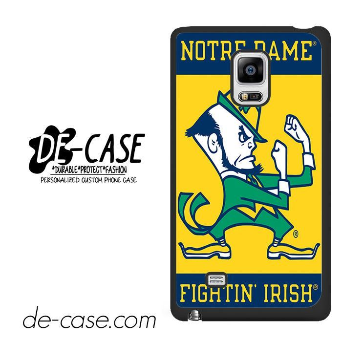 Notre Dame Fighting Irish DEAL-8035 Samsung Phonecase Cover For Samsung Galaxy Note Edge
