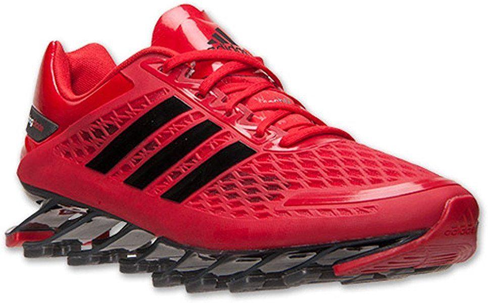 35cbf92cab0a0 Amazon.com | Men's adidas Springblade Razor Running Shoes NEW red ...
