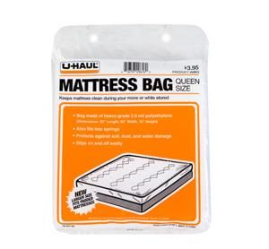 I Was Worried That Our Mattress Would Get Gross During Out Move So We Put It In A Bag Arrived At The House Without Scratch Rip Or Stain