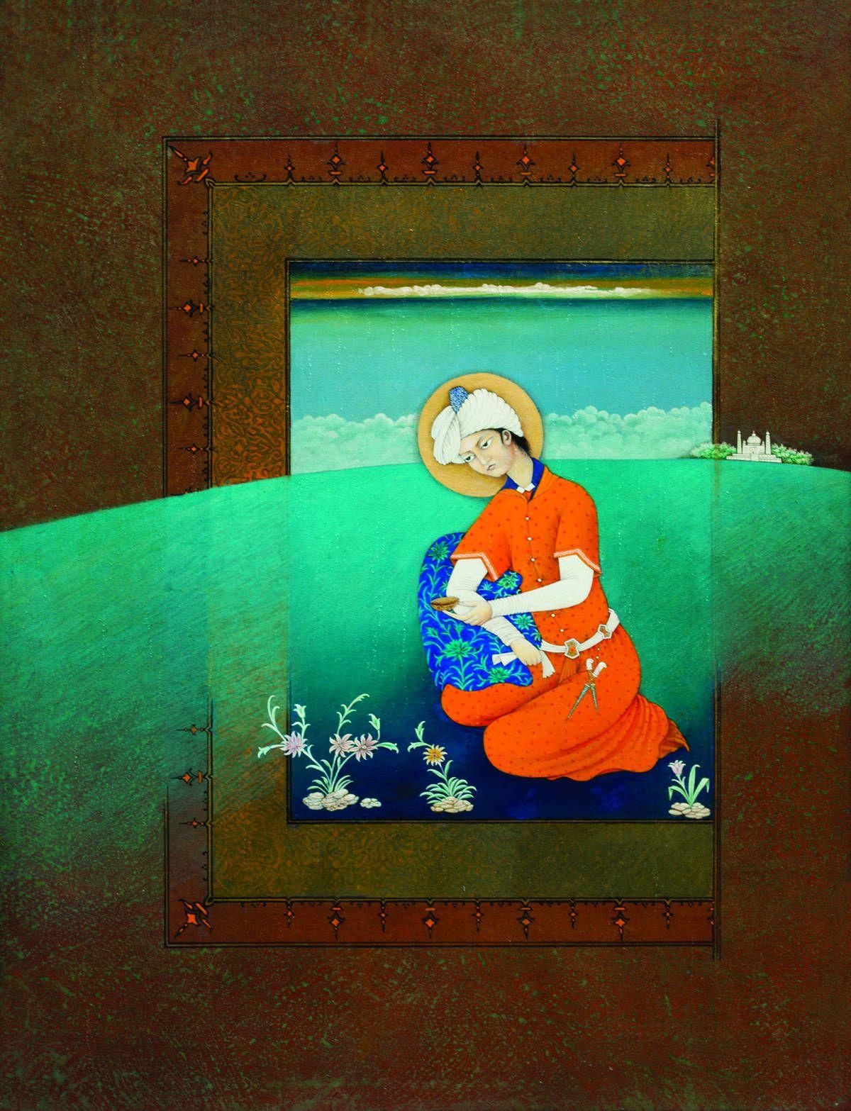 Bashir Ahmed Page 2 | Art, Art gallery, Miniature art