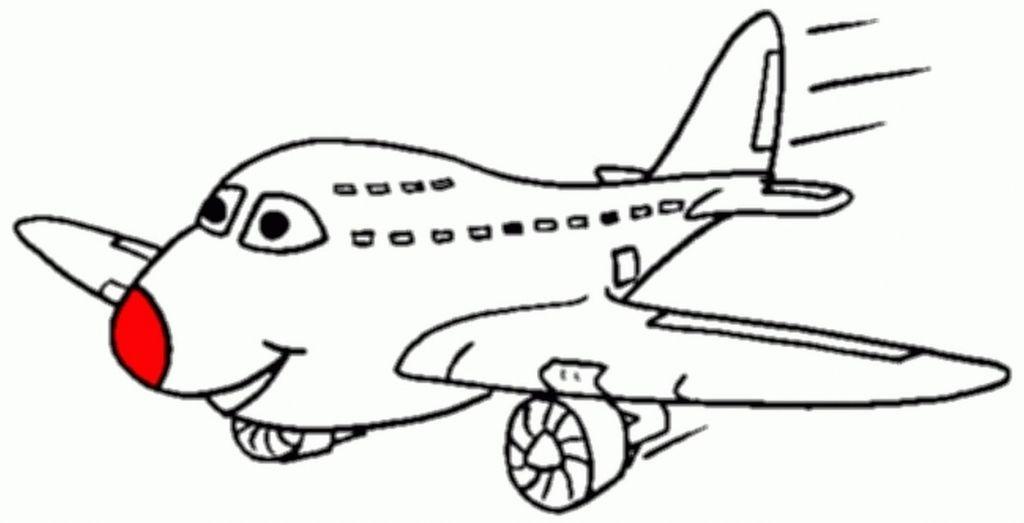 Cartoon Drawing Airplane Cartoon Airplane Volvoab Jpg 1024 523 Sinif
