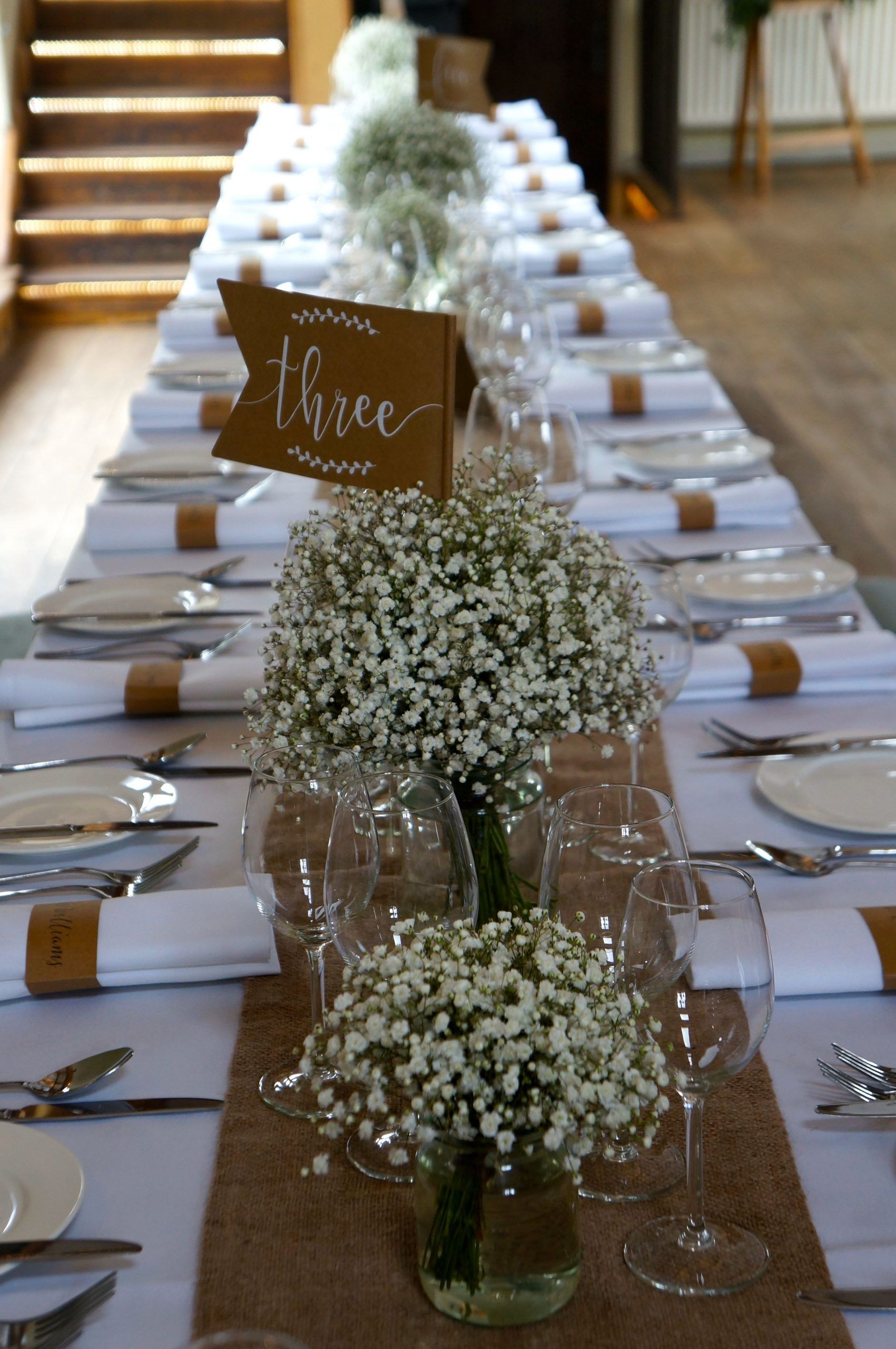 Table Decoration At Dodmoor House Decoration Dodmoor House Table Decoration Dodmoor Ho In 2020 Bridal Shower Decorations Rustic Bridal Shower Rustic Wedding Table