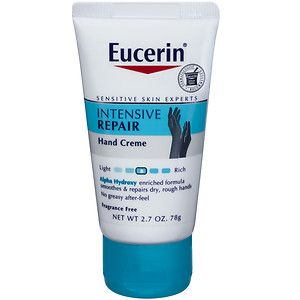 Buy Eucerin Intensive Repair Extra-Enriched Hand Creme with Buffered Alpha Hydroxy with free shipping on orders over $35, low prices & product reviews | drugstore.com