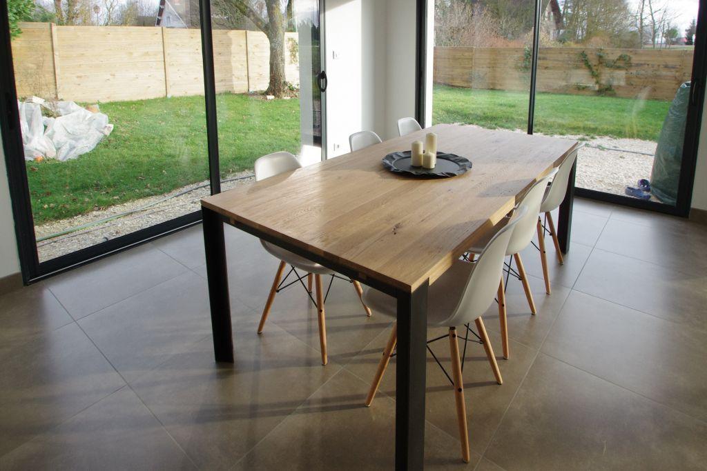 Chaises DSW et table Manchester (Fly) | Table, Idées pour la ...