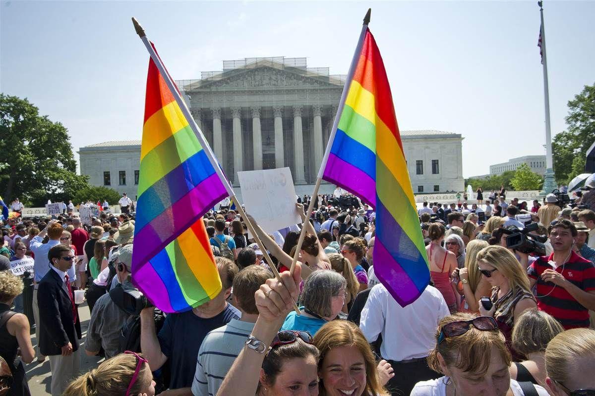 Gay marriage lawa