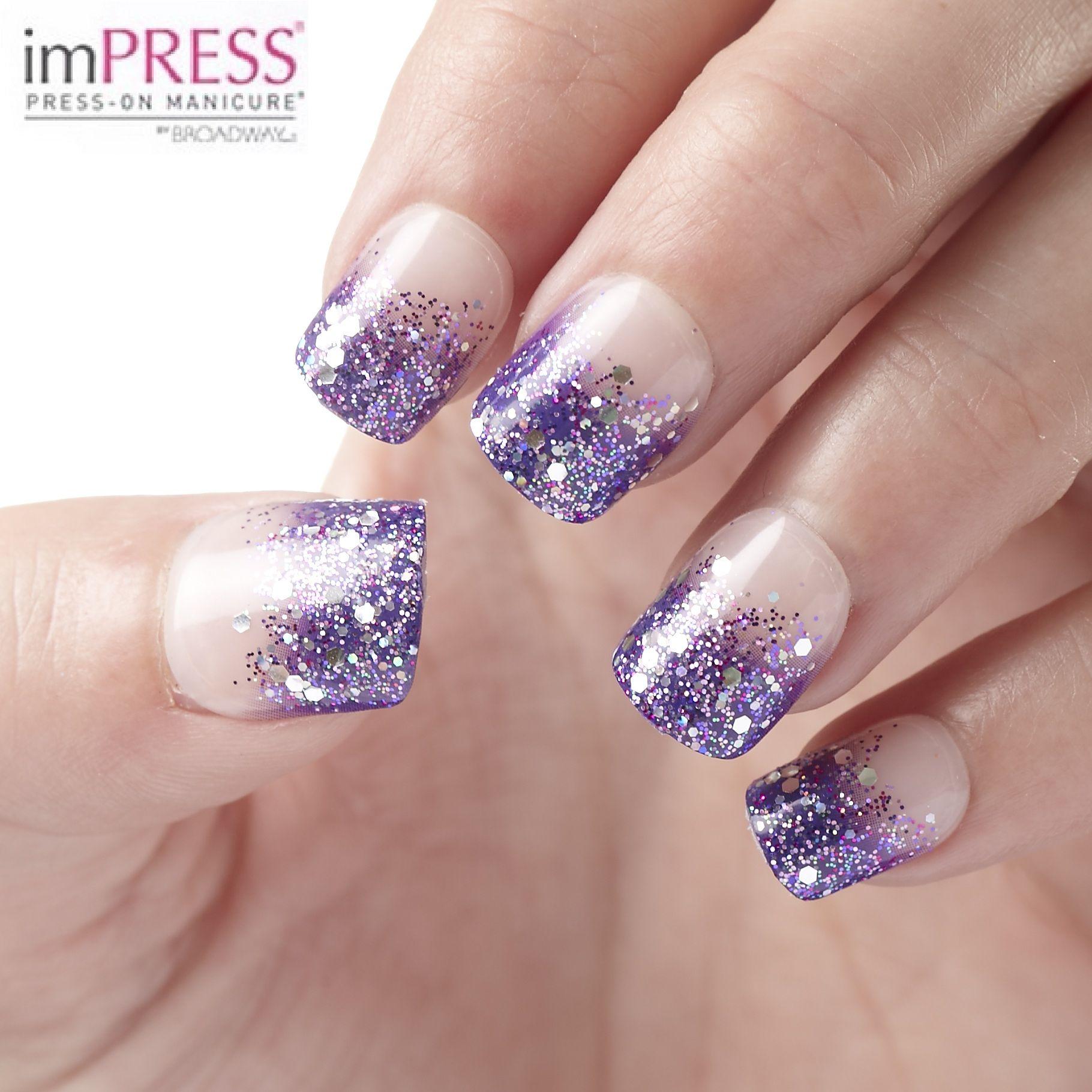 Impress press on manicure nails my style pinterest - Try Impress Press On Manicure Lighten Up