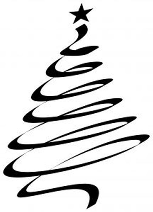 Scroll Saw Christmas Tree Pattern Google Search Christmas Google Pattern Scroll Sea In 2020 Christmas Tree Stencil Christmas Stencils Christmas Coloring Pages