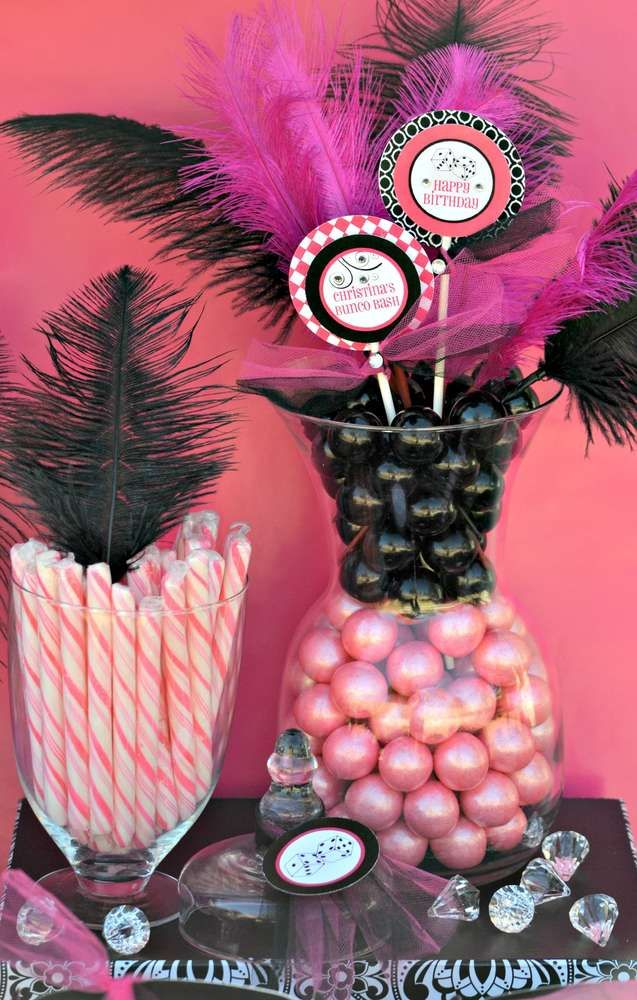 Bunco Birthday Party Ideas Birthday party ideas Birthdays and