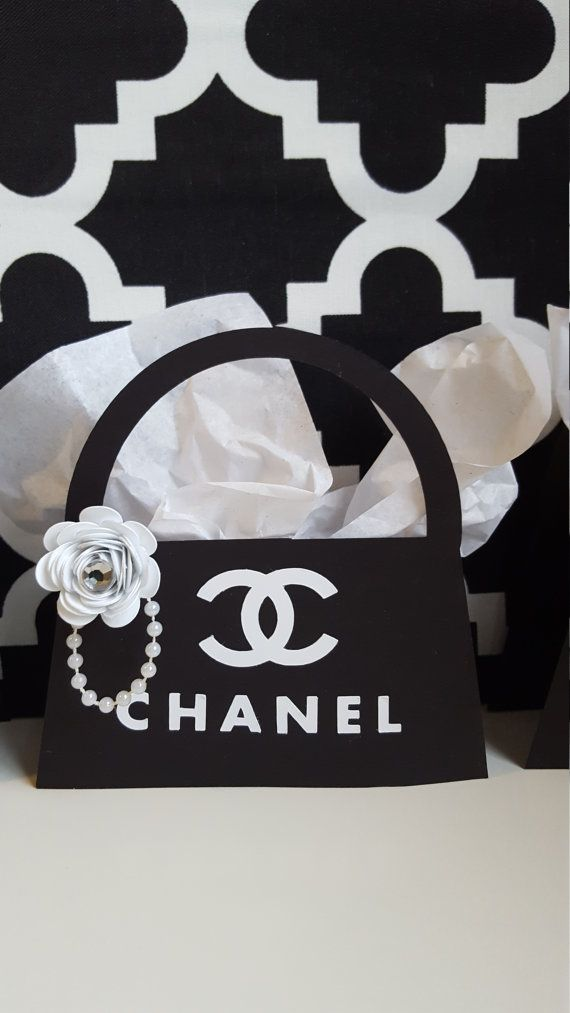 Chanel Party Favors For Any Occasion By Joaneventsdesign