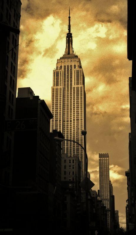 2011 Manhattan New York Trip: Empire State Building-Manhattan, 2011