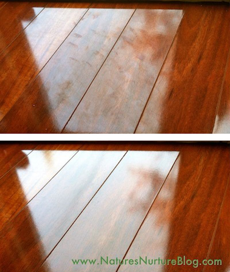 Mix Household Components And Prepare This Natural Floor