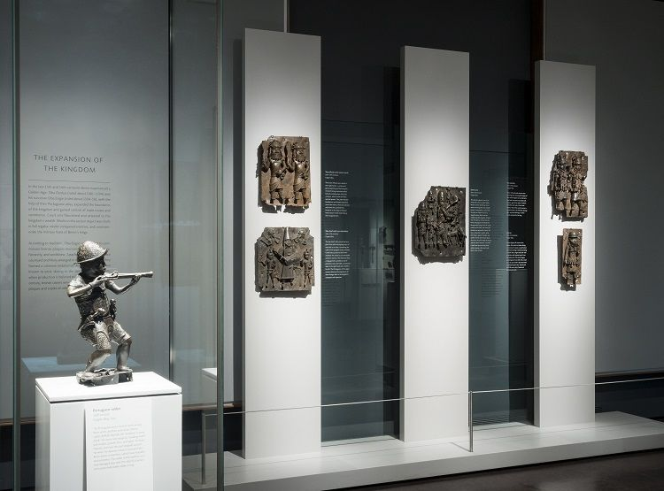 Museum of Fine Arts, Boston - Benin Kingdom Gallery
