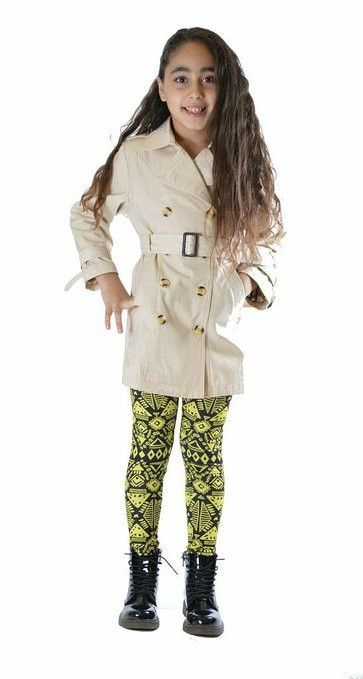 0e7a8c0e0937fe Dinamit Jeans Girl's Fun Printed Leggings – Fashion Outlet NYC ...