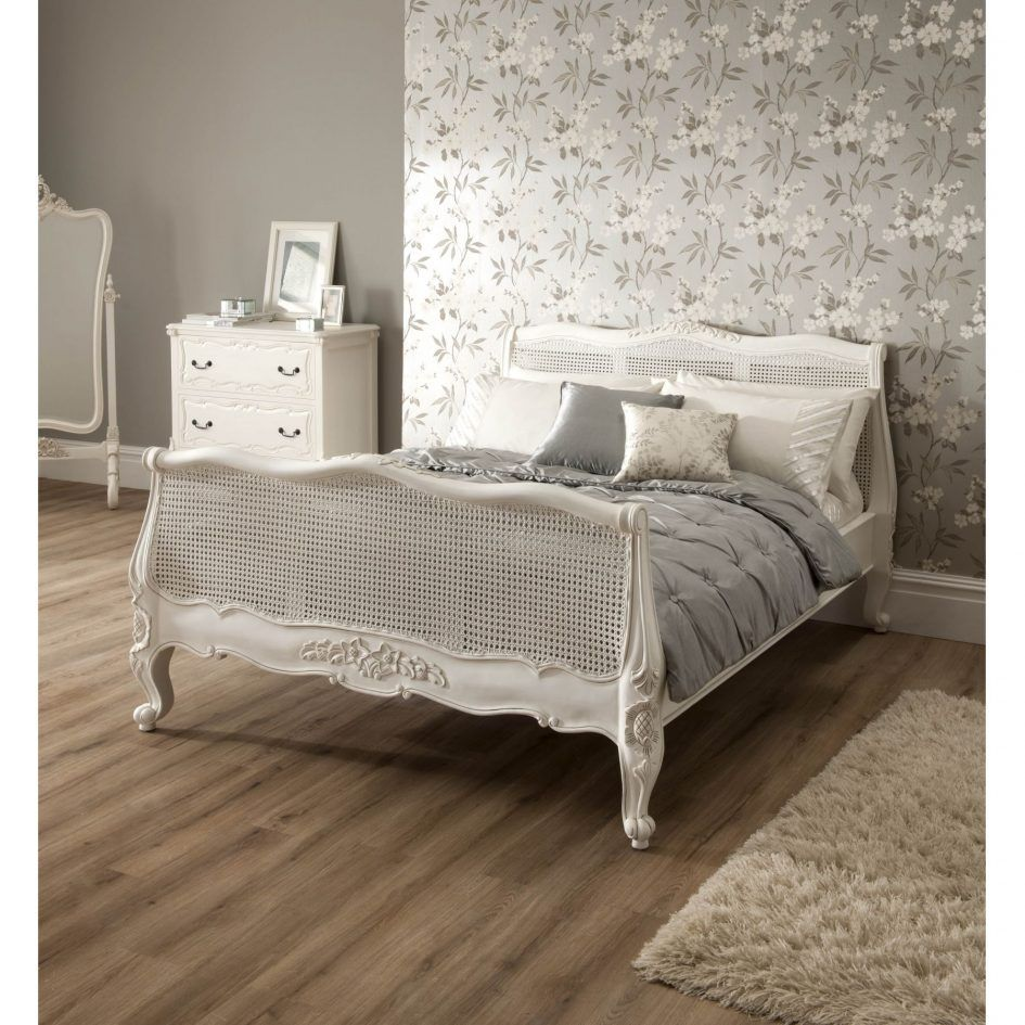 White Wicker Bedroom Furniture Uk With Vintage Design And ...