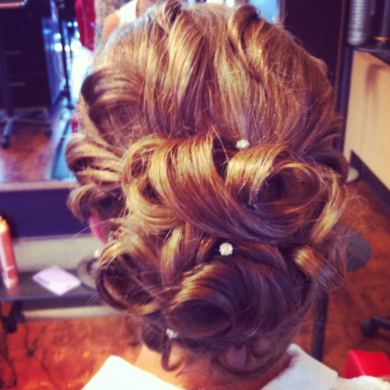 my military ball updo. | hairrrr. | pinterest | updo, military and