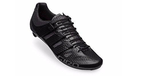Giro Prolight Techlace Black Road Bike Shoe Size 46 Footwear