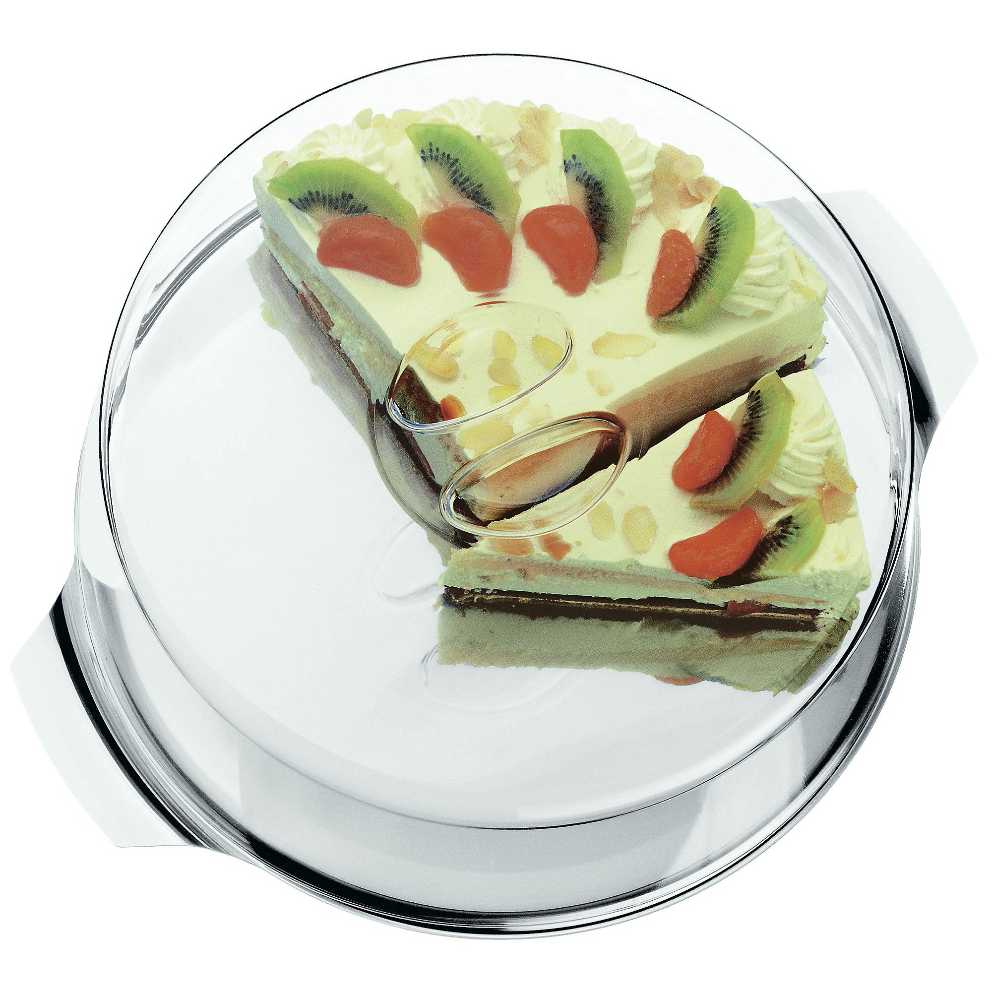 WMF cake plate and platter with Cromargan® stainless steel 18/10 and ...