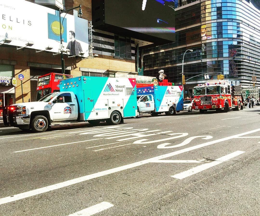 Mount Sinai Hospital Ems Ambulance — VACA