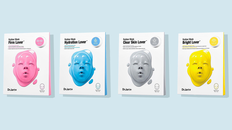 The New Dr. Jart+ Lover Rubber Masks Look Like Babies | Allure