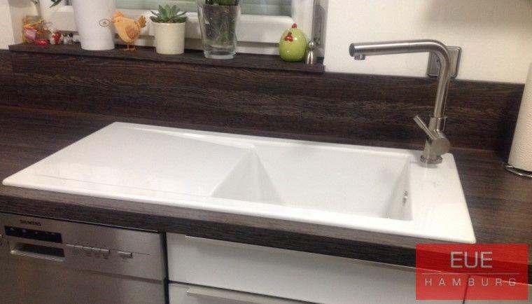 Keramikspüle Villeroy \ Boch Timeline 60 Schlichte Eleganz und - villeroy und boch waschbecken küche