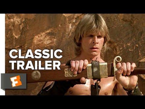 Beastmaster Movie Trailer