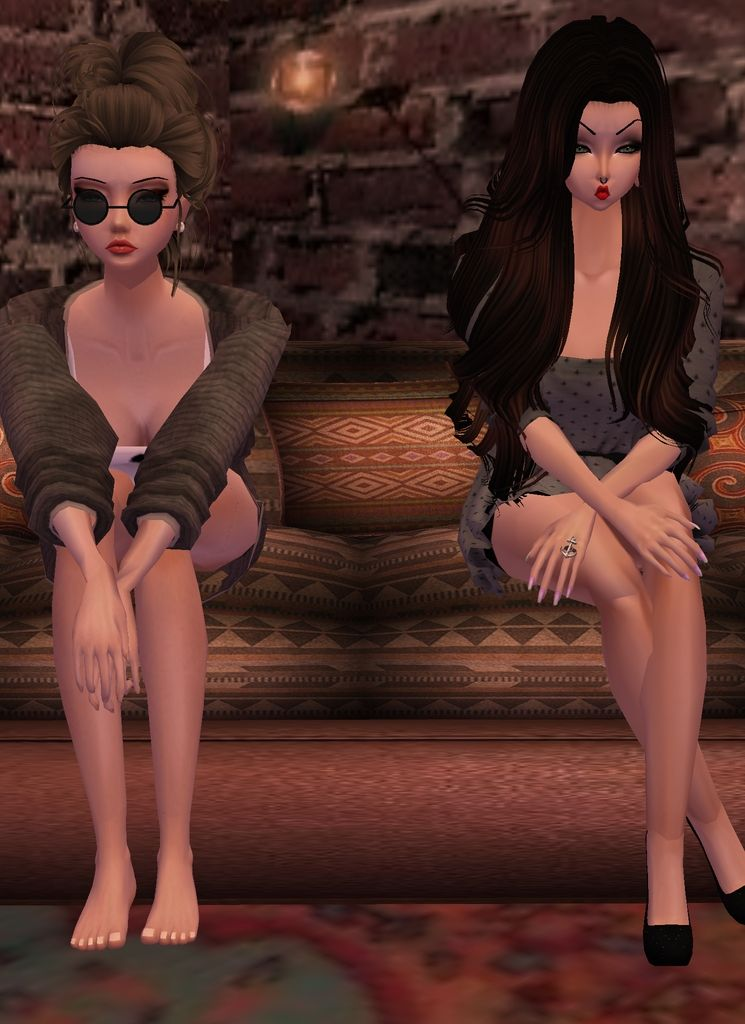 Captured Inside IMVU - Join the Fun! lindas .q