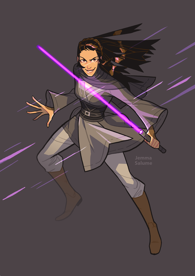 Jaina Solo By Oxboxer Star Wars Characters Pictures Leia Star Wars Star Wars Fan Art