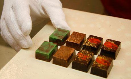 Yuzu chocolate shop in Ghent, Belgium 11a Walpoortstraat, 9000 Ghent +32 47 396 5733. Open Tues-Sat 10am-6pm