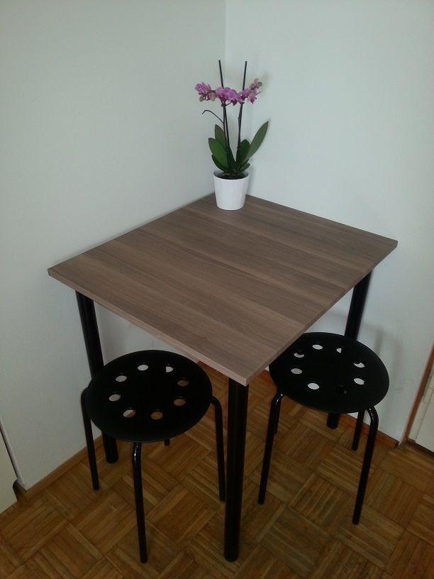 Tiny Kitchen Table From Brokhult Adils Ikea Hackers Tiny Kitchen Small Dining Table Kitchen Table
