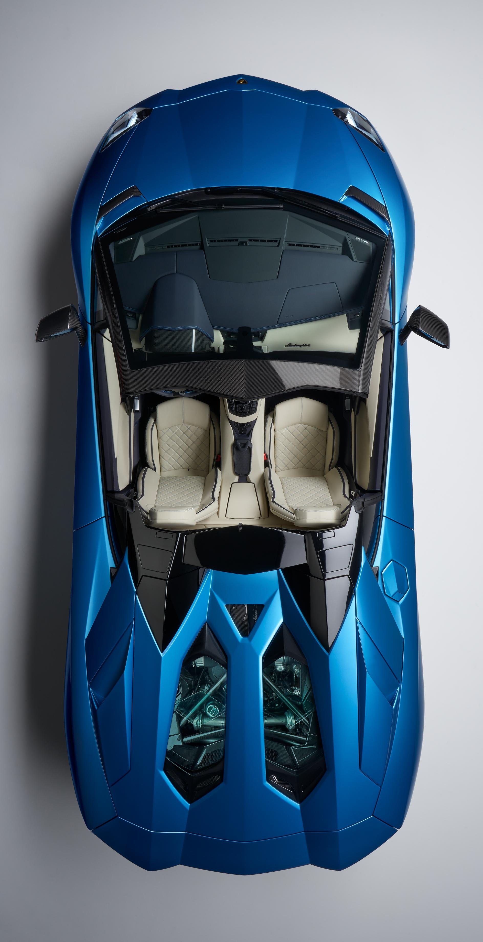 2018 Lamborghini Aventador Roadster S Lamborghini Aventador Sports Cars Luxury Lamborghini