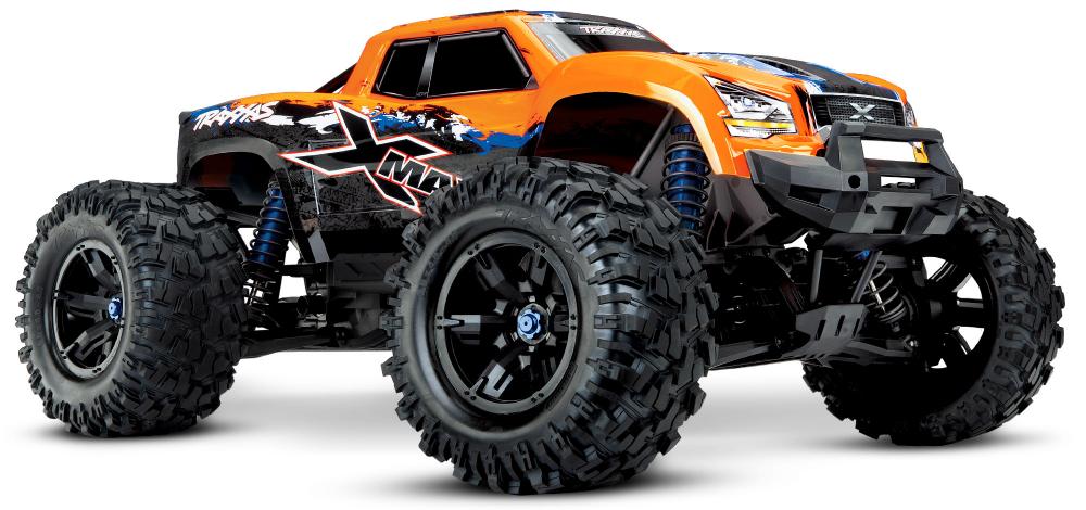 XMaxx Monster trucks, Rc monster truck, Rc cars traxxas
