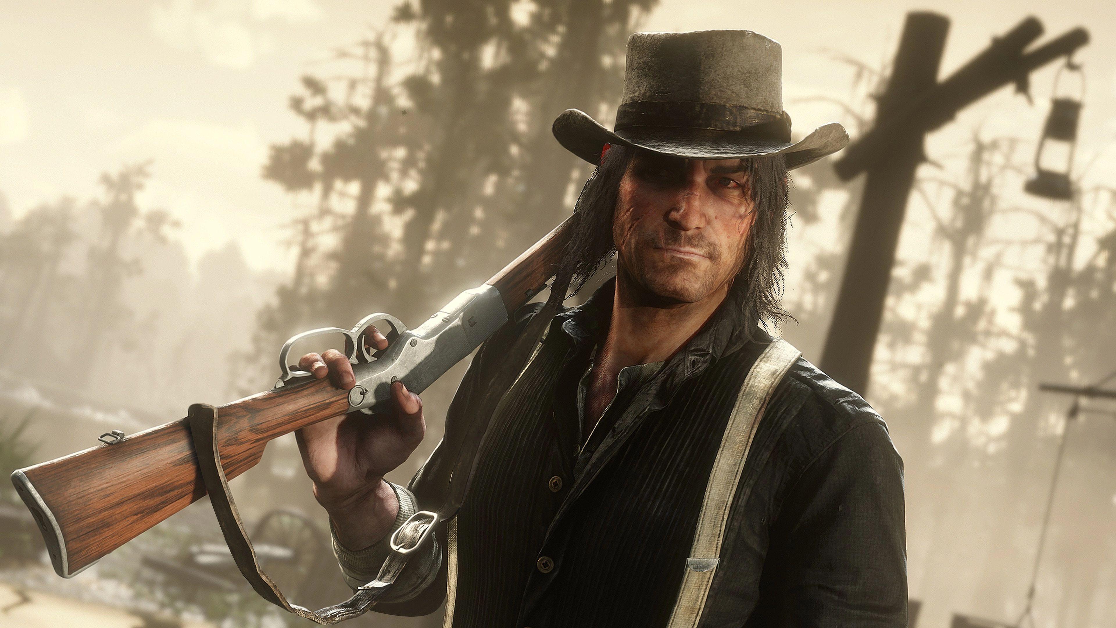 Red Dead Redemption 2 John Marston Red Dead Redemption Red