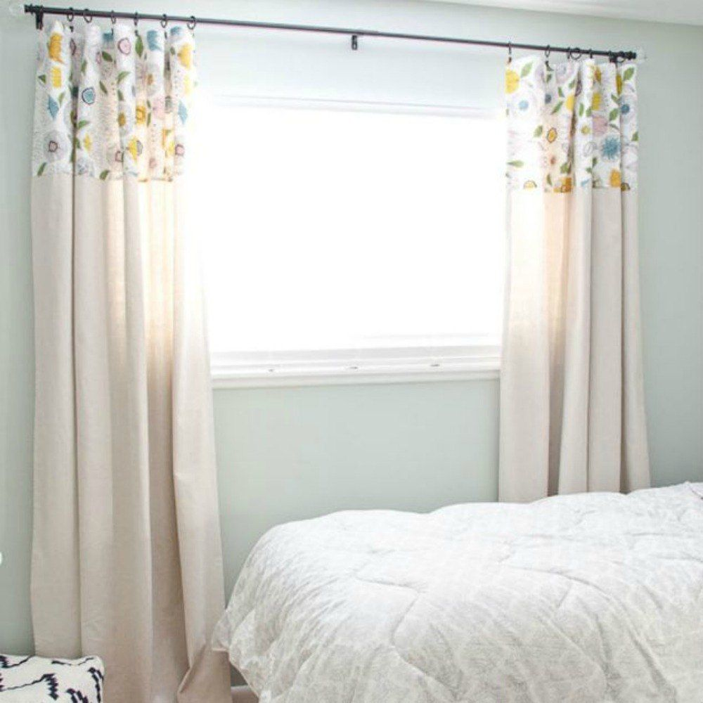s 15 window curtain ideas for under 15, home decor, window ...