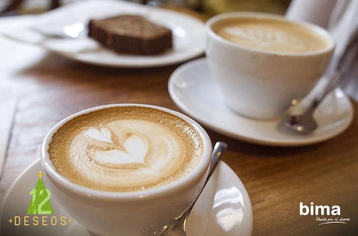 El café hecho con amor es una buena combinación, ¡y si es en Bima, sabe mejor!